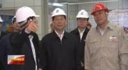 石泰峰调研督办银川市经济运行和重点项目建设时强调加快转变发展方式大力推动高质量发展