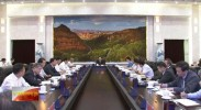 自治区党委常委会召开会议传达学习全国生态环境保护大会精神 石泰峰主持会议并讲话