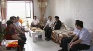 全区回族群众欢度开斋节 石泰峰咸辉走访慰问民族团结进步先进个人和回族群众