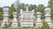 十三陵思陵被盗案多人获刑 石烛台被搬走卖出15万