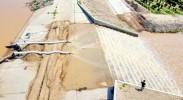 抽排积水 修复路面