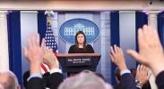 白宫称特朗普收到金正恩信件