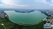 福建向金门供水工程实现正式通水