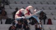 中国收获女子双人三米板冠军 施廷懋:没跳出正常水平