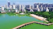 """银川获""""年度最具生态竞争力城市""""称号"""