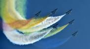 中国空军飞行表演异彩纷呈