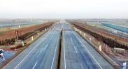 贺兰山路东延伸道路提畅改造主体工程完工