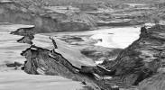灵武圆疙瘩湖发生溃坝 未造成人员伤亡