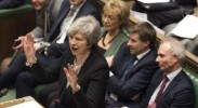 """英国议会要求修改""""脱欧""""协议"""