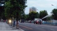 首府将对城区行道树喷药药剂具有腐蚀性请市民注意避让