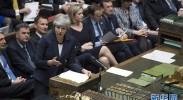 """英国议会下院正式确认推迟""""脱欧"""""""