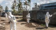 通讯:与时间赛跑——中国救援队成为莫桑比克灾后防疫重要力量