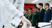 第六批在韩志愿军烈士遗骸将被接运回国 志愿军烈士遗骸装殓仪式今天举行