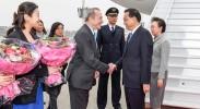 李克强抵达布鲁塞尔出席第二十一次中国-欧盟领导人会晤