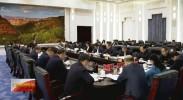 自治区党委退役军人事务工作领导小组召开第一次全体会议 石泰峰主持会议并讲话