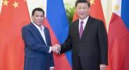 习近平会见菲律宾总统