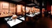 西夏博物馆新馆开馆亮相 游客可全景领略西夏文化及建筑风采