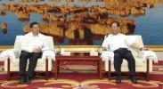 自治区政府与清华大学签订战略合作协议 石泰峰会见邱勇