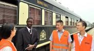 中企承建铁路连通非洲东西海岸