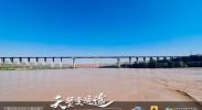 定武高速公路中卫沙坡头黄河大桥(三)