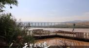 定武高速公路中卫沙坡头黄河大桥(五)