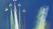 """志存高远,走近民众——直击航空开放活动空军""""20系列""""新型战机空中展示"""