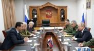 俄罗斯总统普京访问叙利亚
