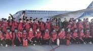英雄凯旋!宁夏第四批支援湖北医疗队103名队员平安抵达银川