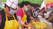 第四届银川农业嘉年华举行,吃喝玩乐催热乡村游
