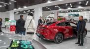国网宁夏电力首个电动汽车体验中心在银川试营业