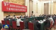 中共中央政治局常委、中央纪委书记赵乐际在宁夏代表团参加审议