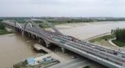 中卫卫民黄河大桥今天建成通车