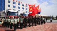 宁夏组织首批抽排水专业救援队伍驰援河南