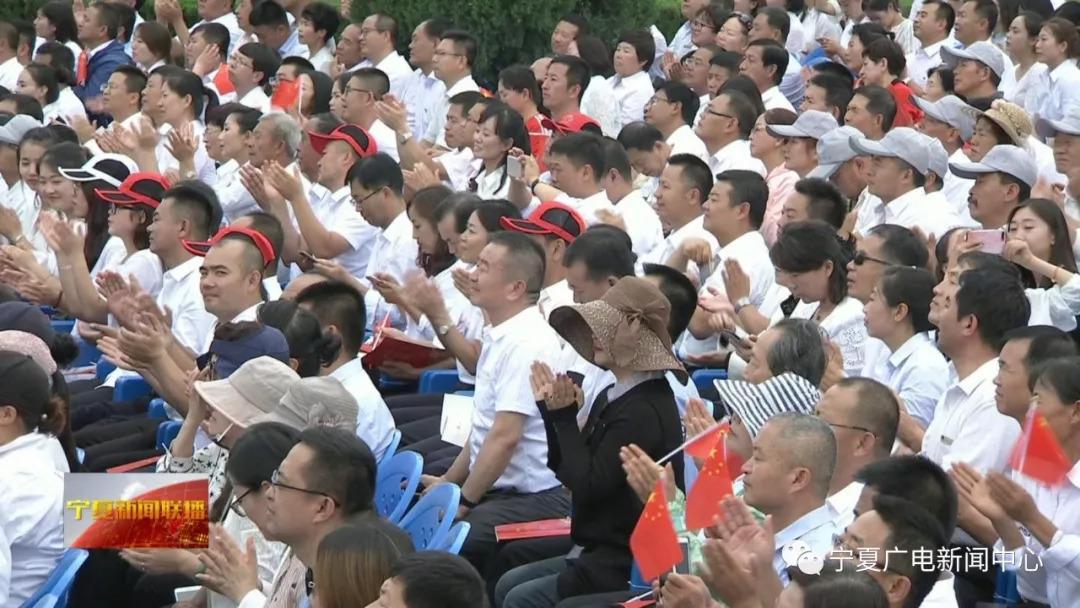 慰问自治区成立60周年心连心艺术团来宁庆祝滨海小学深圳宝安区图片