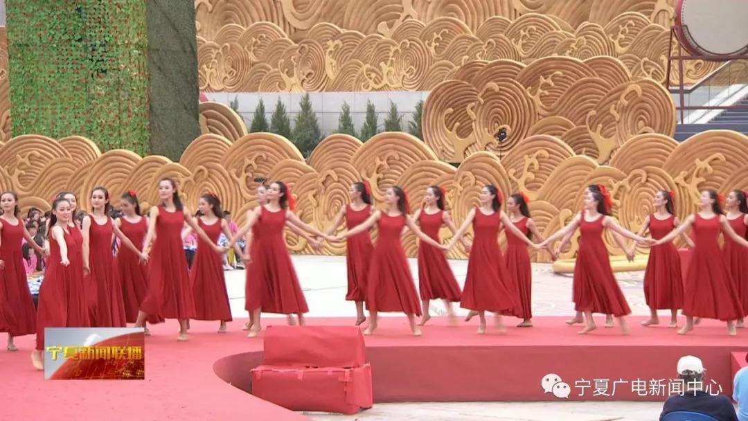 慰问自治区庆祝60周年心连心艺术团来宁成立实验小学云林图片