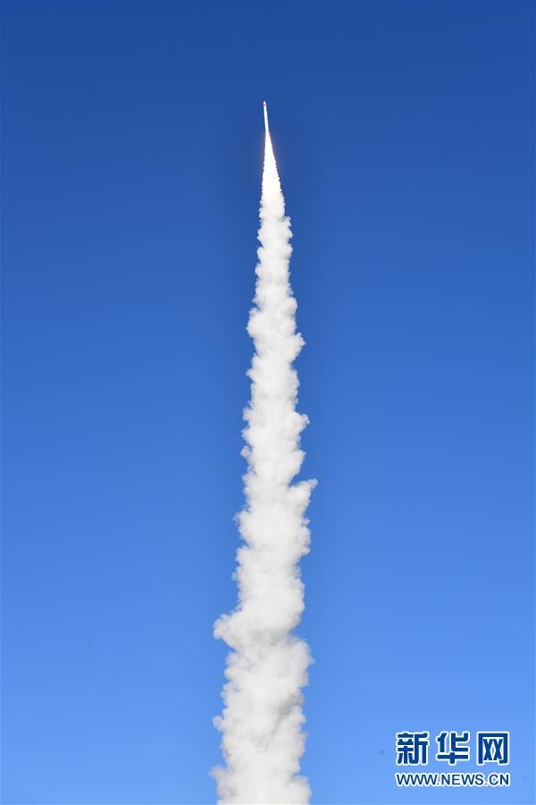 """(科技)(2)我国成功发射""""吉林一号""""光谱01/02星 搭载发射灵鹊-1A星和潇湘一号03星"""