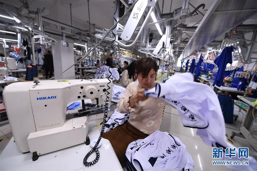 """(在习近平新时代中国特色社会主义思想指引下——新时代新作为新篇章·图文互动)(8)国际范儿·科技范儿·绿色范儿——传统制造业崭露""""新面孔"""""""