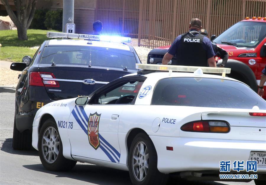 (国际)(2)美国得克萨斯州枪击案致20人死亡
