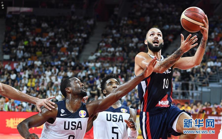 (篮球世界杯)(25)篮球——四分之一决赛:美国队无缘半决赛