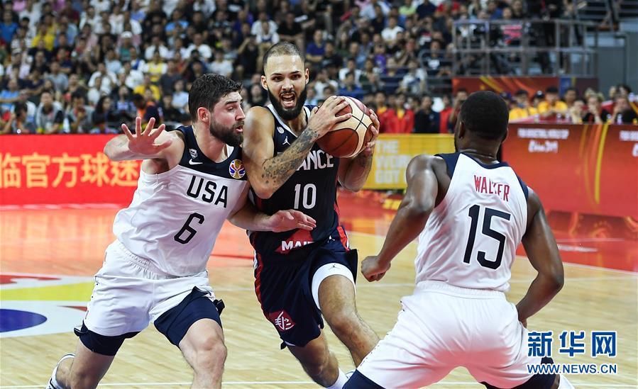 (篮球世界杯)(28)篮球——四分之一决赛:美国队无缘半决赛