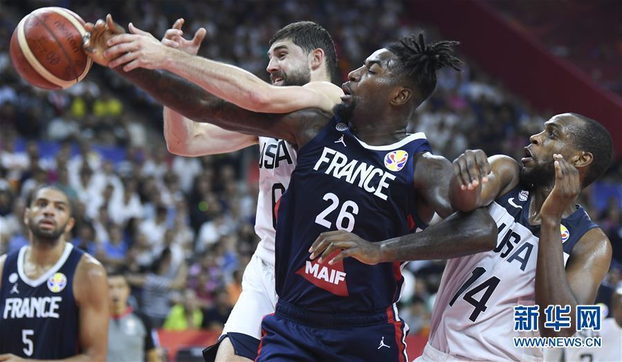 (篮球世界杯)(38)篮球——四分之一决赛:美国队无缘半决赛