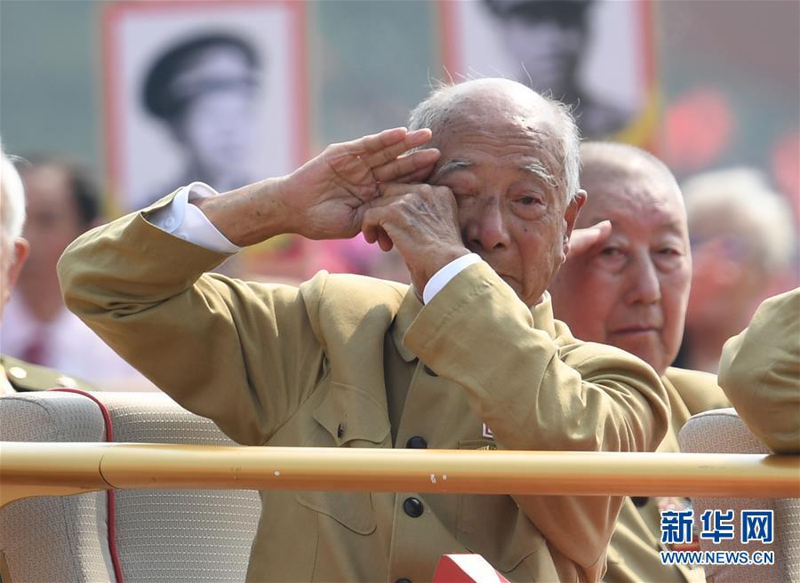 (新华全媒头条·图文互动)(4)凝聚爱国主义的磅礴力量!——新中国成立70周年盛典启示录