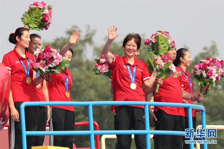 (新华全媒头条·图文互动)(5)凝聚爱国主义的磅礴力量!——新中国成立70周年盛典启示录