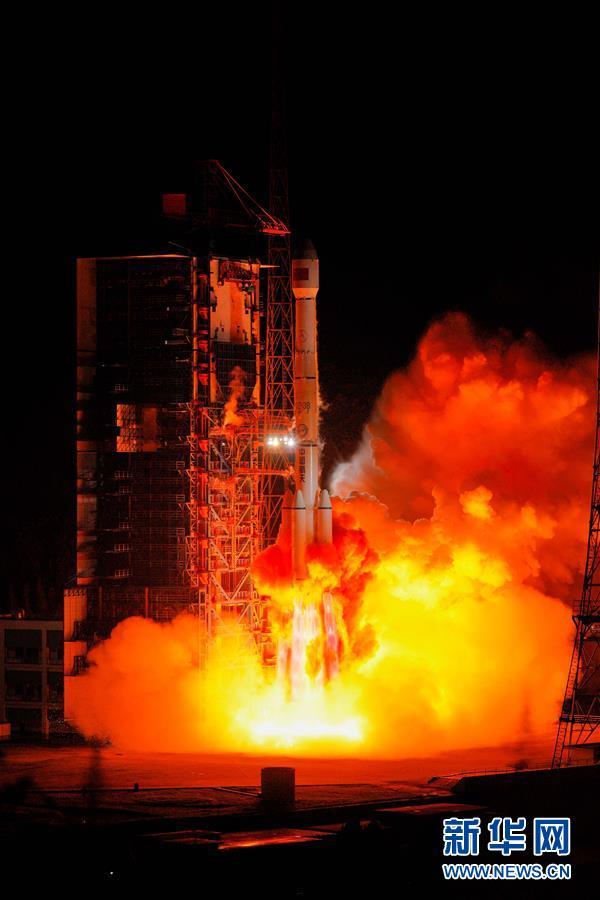 (科技)(1)我国成功发射通信技术试验卫星四号