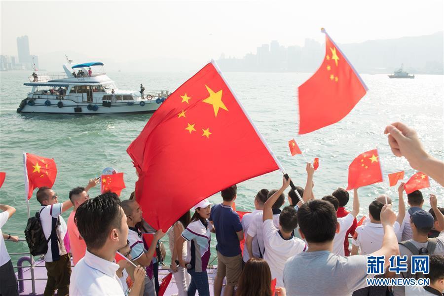 (新华全媒头条·图文互动)(16)凝聚爱国主义的磅礴力量!——新中国成立70周年盛典启示录