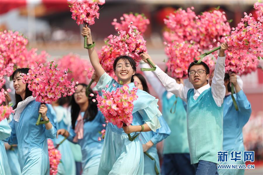 (新华全媒头条·图文互动)(6)凝聚爱国主义的磅礴力量!——新中国成立70周年盛典启示录
