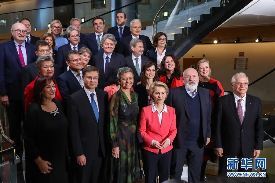 (国际)(1)欧洲议会通过新一届欧委会委员名单