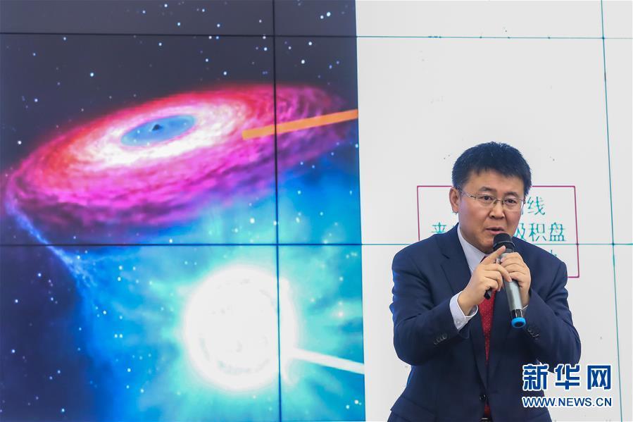 (科技)(4)我国天文学家利用LAMOST发现迄今最大的恒星级黑洞
