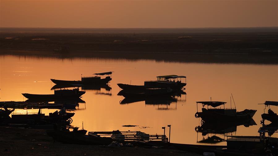 """(新春走基层·大湖之变·图文互动)(2)渔民""""三变""""——鄱阳湖畔转产见闻"""