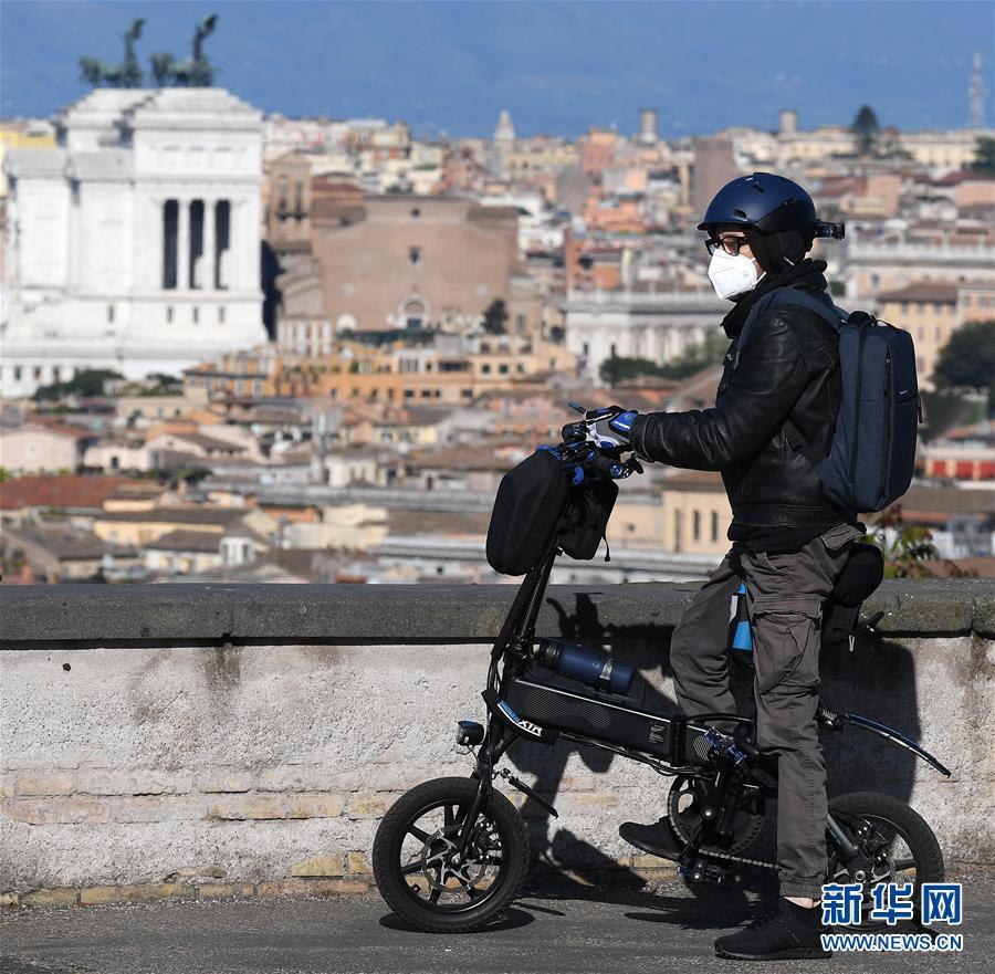 (国际疫情)(4)意大利将从5月4日开始逐步复工